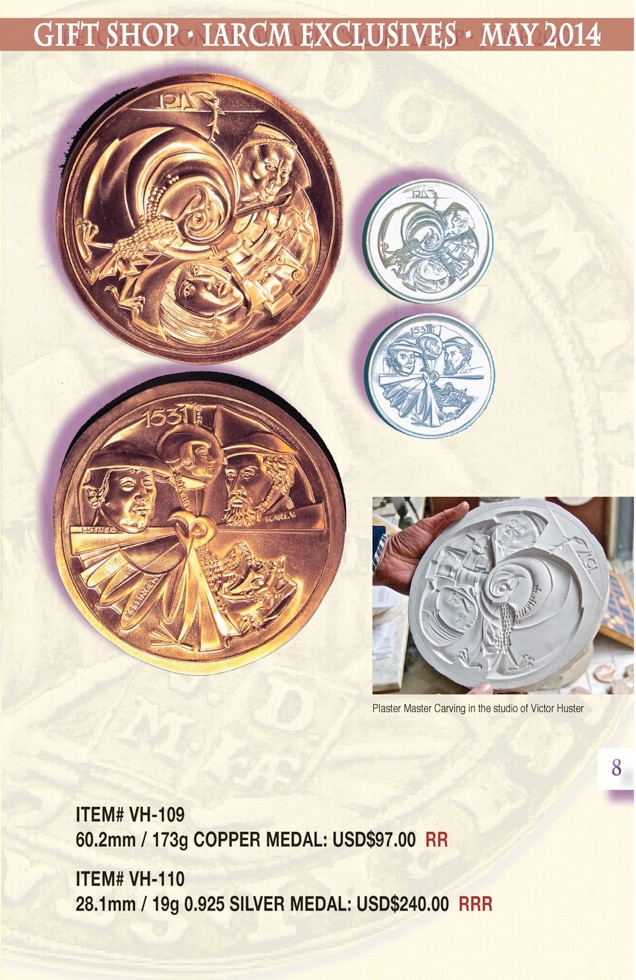 Furthering reformation numismatics worldwide